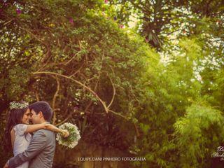 O casamento de Flavia Sampaio e Valter Kaoru