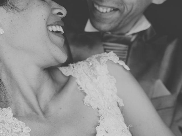 O casamento de Núbia e Gilvan