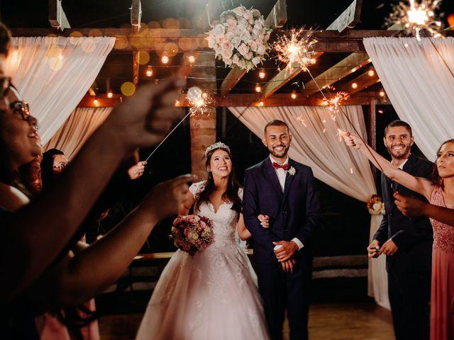 O casamento de Ari e Dan