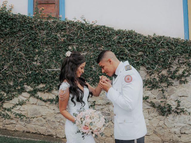 O casamento de Vanessa e Alisson