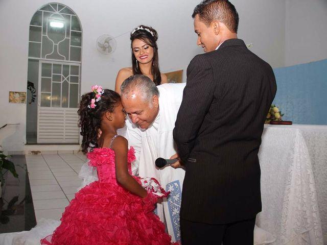 O casamento de RICARDO e ELLEM em Brasília de Minas, Minas Gerais 3