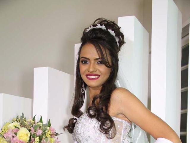 O casamento de RICARDO e ELLEM em Brasília de Minas, Minas Gerais 7