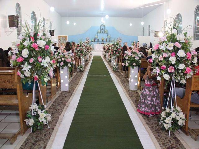 O casamento de RICARDO e ELLEM em Brasília de Minas, Minas Gerais 18