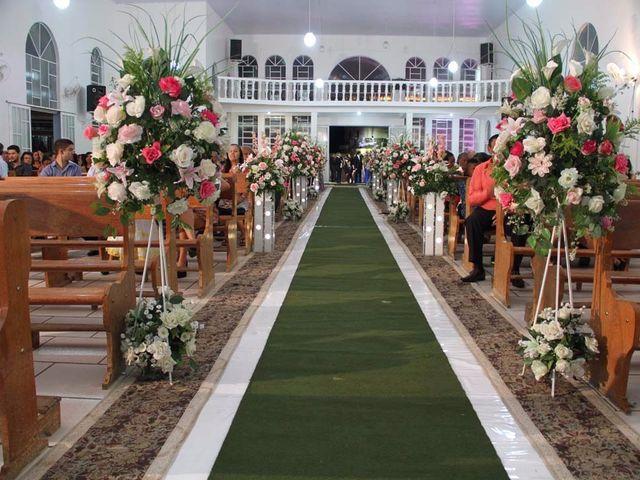 O casamento de RICARDO e ELLEM em Brasília de Minas, Minas Gerais 19