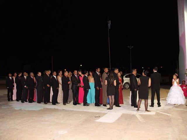 O casamento de RICARDO e ELLEM em Brasília de Minas, Minas Gerais 23
