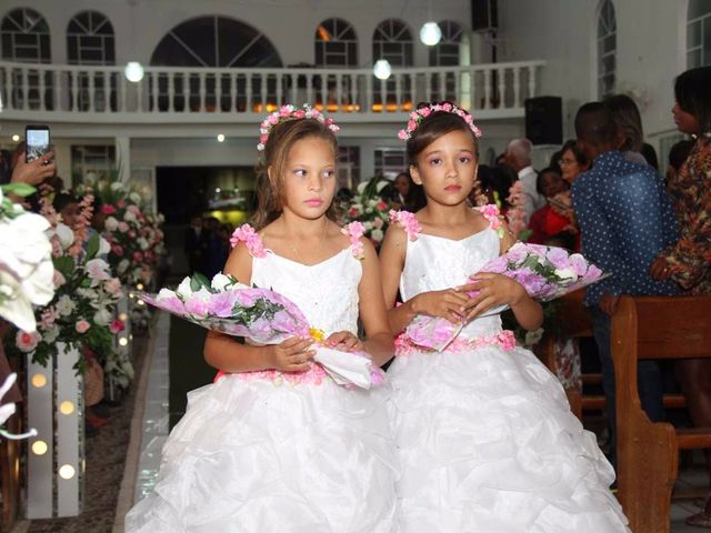 O casamento de RICARDO e ELLEM em Brasília de Minas, Minas Gerais 25