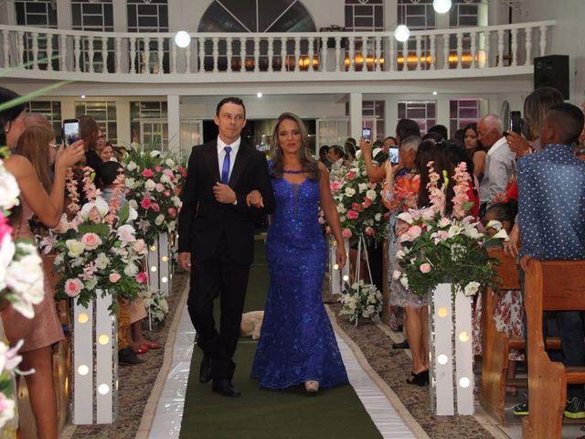 O casamento de RICARDO e ELLEM em Brasília de Minas, Minas Gerais 28