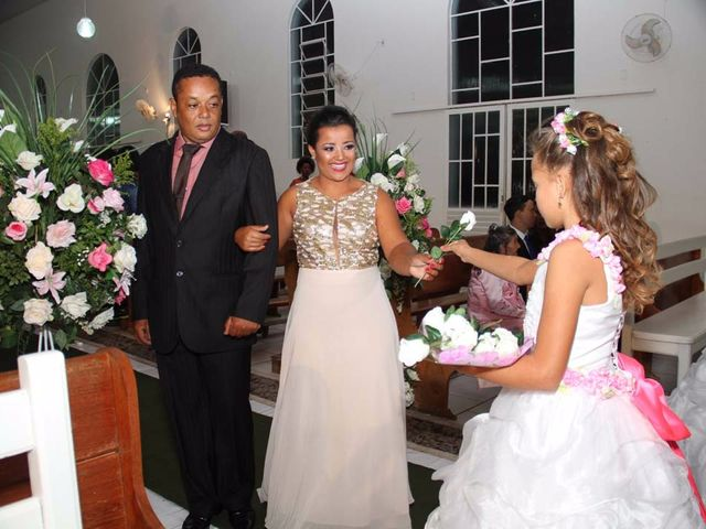 O casamento de RICARDO e ELLEM em Brasília de Minas, Minas Gerais 31