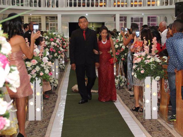 O casamento de RICARDO e ELLEM em Brasília de Minas, Minas Gerais 32