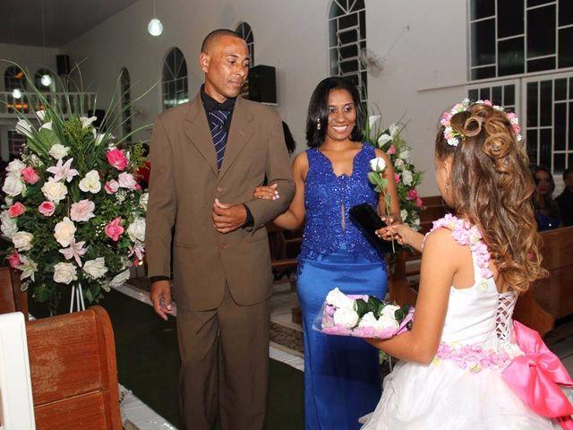 O casamento de RICARDO e ELLEM em Brasília de Minas, Minas Gerais 33