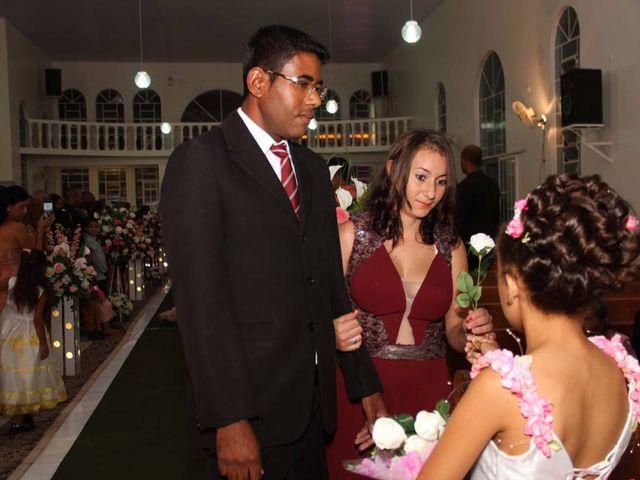 O casamento de RICARDO e ELLEM em Brasília de Minas, Minas Gerais 34