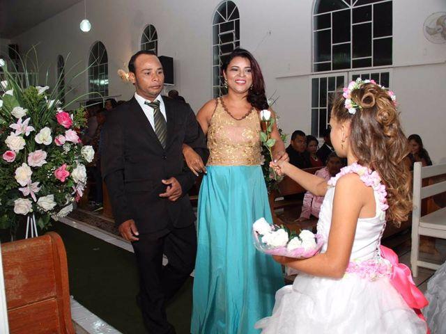 O casamento de RICARDO e ELLEM em Brasília de Minas, Minas Gerais 35