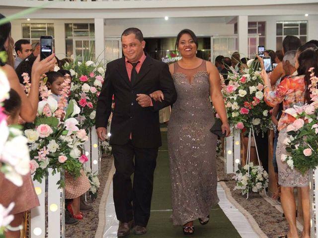 O casamento de RICARDO e ELLEM em Brasília de Minas, Minas Gerais 37