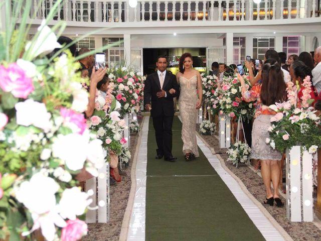 O casamento de RICARDO e ELLEM em Brasília de Minas, Minas Gerais 38