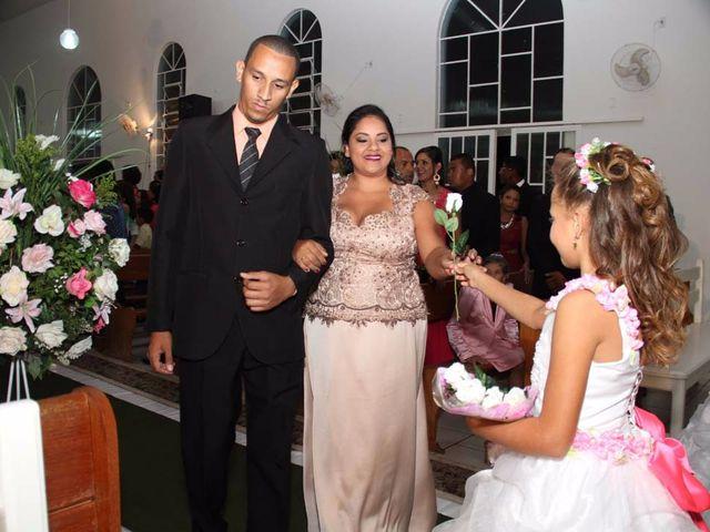 O casamento de RICARDO e ELLEM em Brasília de Minas, Minas Gerais 39