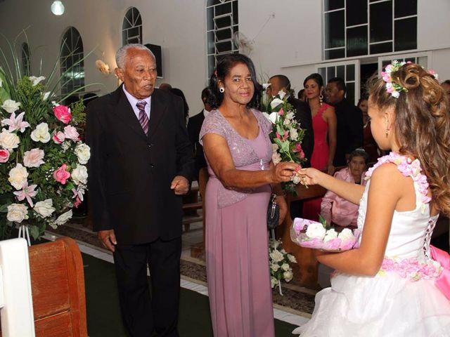 O casamento de RICARDO e ELLEM em Brasília de Minas, Minas Gerais 41