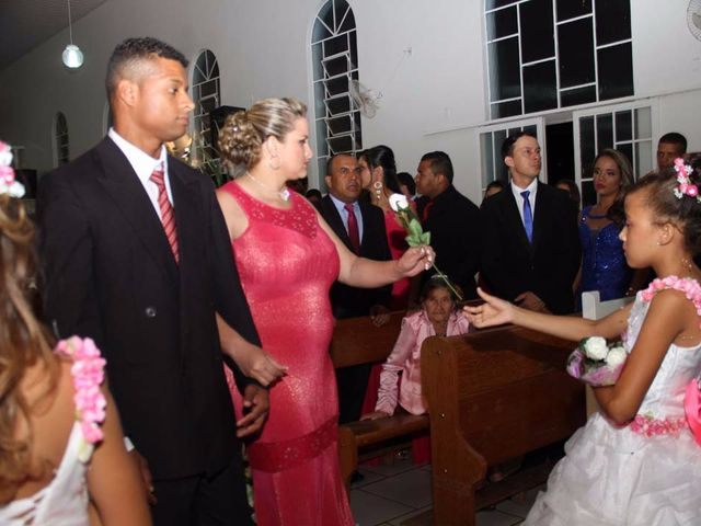 O casamento de RICARDO e ELLEM em Brasília de Minas, Minas Gerais 42