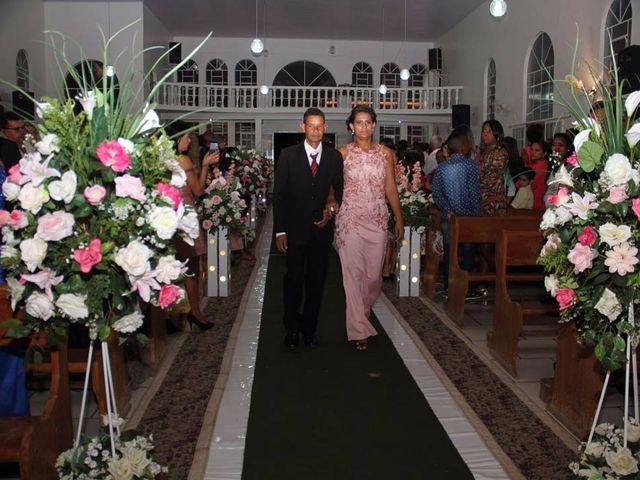 O casamento de RICARDO e ELLEM em Brasília de Minas, Minas Gerais 44
