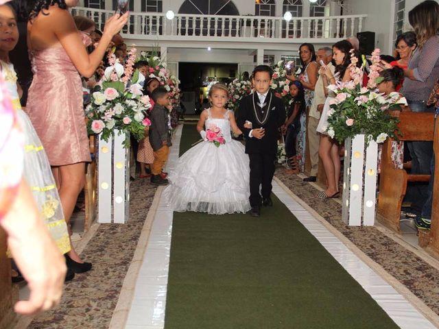 O casamento de RICARDO e ELLEM em Brasília de Minas, Minas Gerais 48