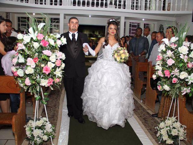 O casamento de RICARDO e ELLEM em Brasília de Minas, Minas Gerais 50
