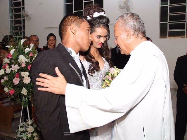 O casamento de RICARDO e ELLEM em Brasília de Minas, Minas Gerais 52