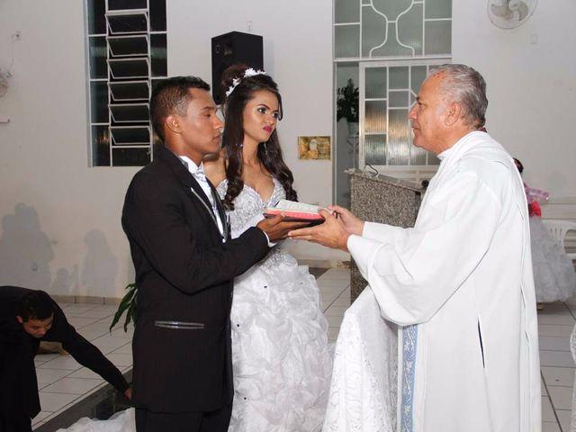 O casamento de RICARDO e ELLEM em Brasília de Minas, Minas Gerais 55