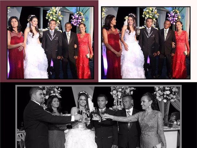 O casamento de RICARDO e ELLEM em Brasília de Minas, Minas Gerais 62