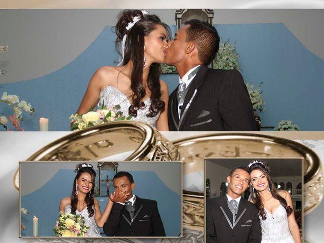 O casamento de RICARDO e ELLEM em Brasília de Minas, Minas Gerais 64