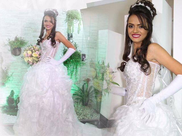 O casamento de RICARDO e ELLEM em Brasília de Minas, Minas Gerais 67