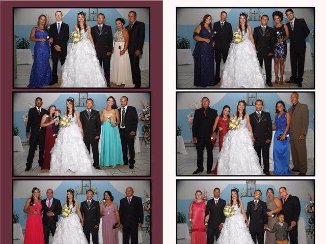 O casamento de RICARDO e ELLEM em Brasília de Minas, Minas Gerais 72