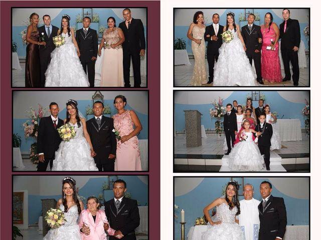 O casamento de RICARDO e ELLEM em Brasília de Minas, Minas Gerais 73