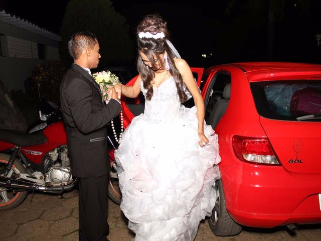 O casamento de RICARDO e ELLEM em Brasília de Minas, Minas Gerais 74