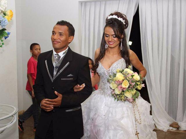 O casamento de RICARDO e ELLEM em Brasília de Minas, Minas Gerais 1