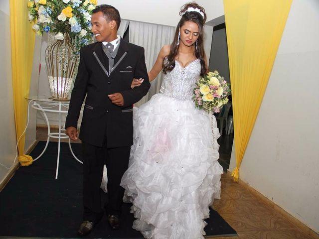 O casamento de RICARDO e ELLEM em Brasília de Minas, Minas Gerais 76