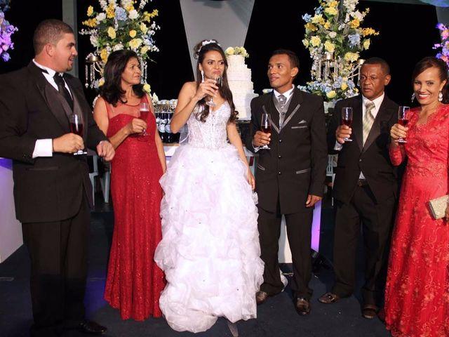O casamento de RICARDO e ELLEM em Brasília de Minas, Minas Gerais 77