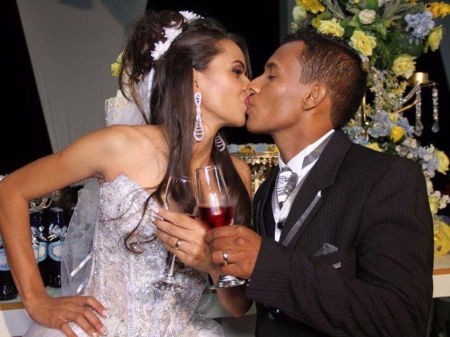 O casamento de RICARDO e ELLEM em Brasília de Minas, Minas Gerais 2