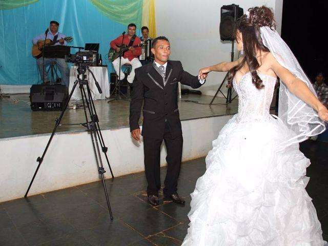 O casamento de RICARDO e ELLEM em Brasília de Minas, Minas Gerais 78