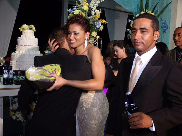 O casamento de RICARDO e ELLEM em Brasília de Minas, Minas Gerais 81