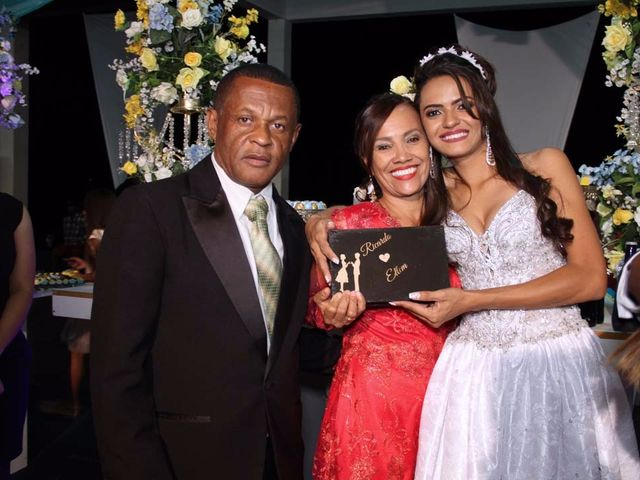 O casamento de RICARDO e ELLEM em Brasília de Minas, Minas Gerais 82