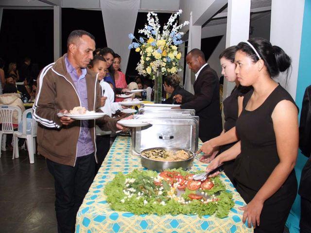 O casamento de RICARDO e ELLEM em Brasília de Minas, Minas Gerais 83