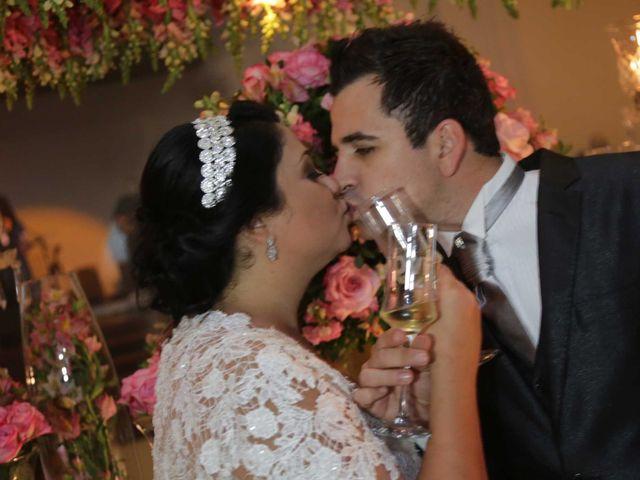O casamento de Luciane e Ronaldo