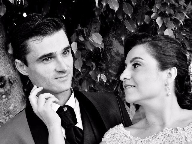 O casamento de Priscila e André