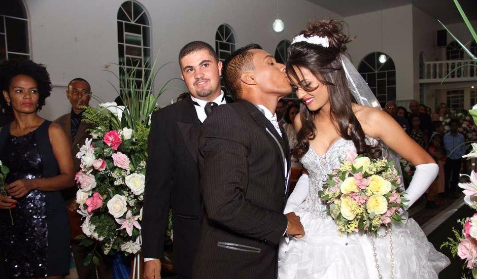 O casamento de RICARDO e ELLEM em Brasília de Minas, Minas Gerais