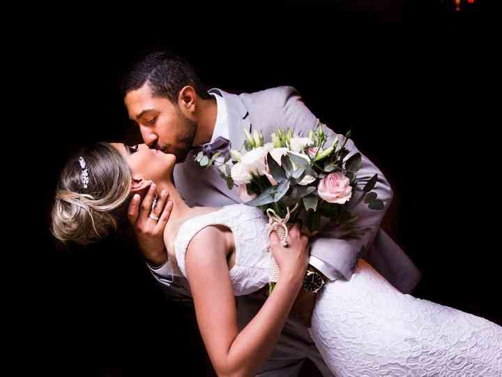 O casamento de Gabriela e Marlon