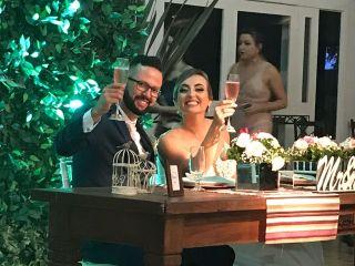 O casamento de Bianca e Marco Antônio