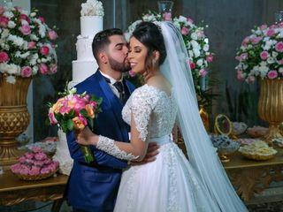 O casamento de Karla e Ivanildo