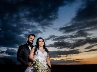 O casamento de Paula e Daniel