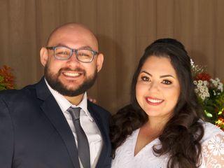 O casamento de Stefânia e Fábio 1