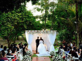 O casamento de Tamires e Alex