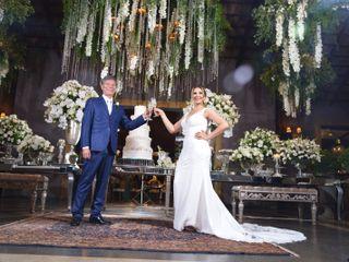 O casamento de Eliana e Alberto